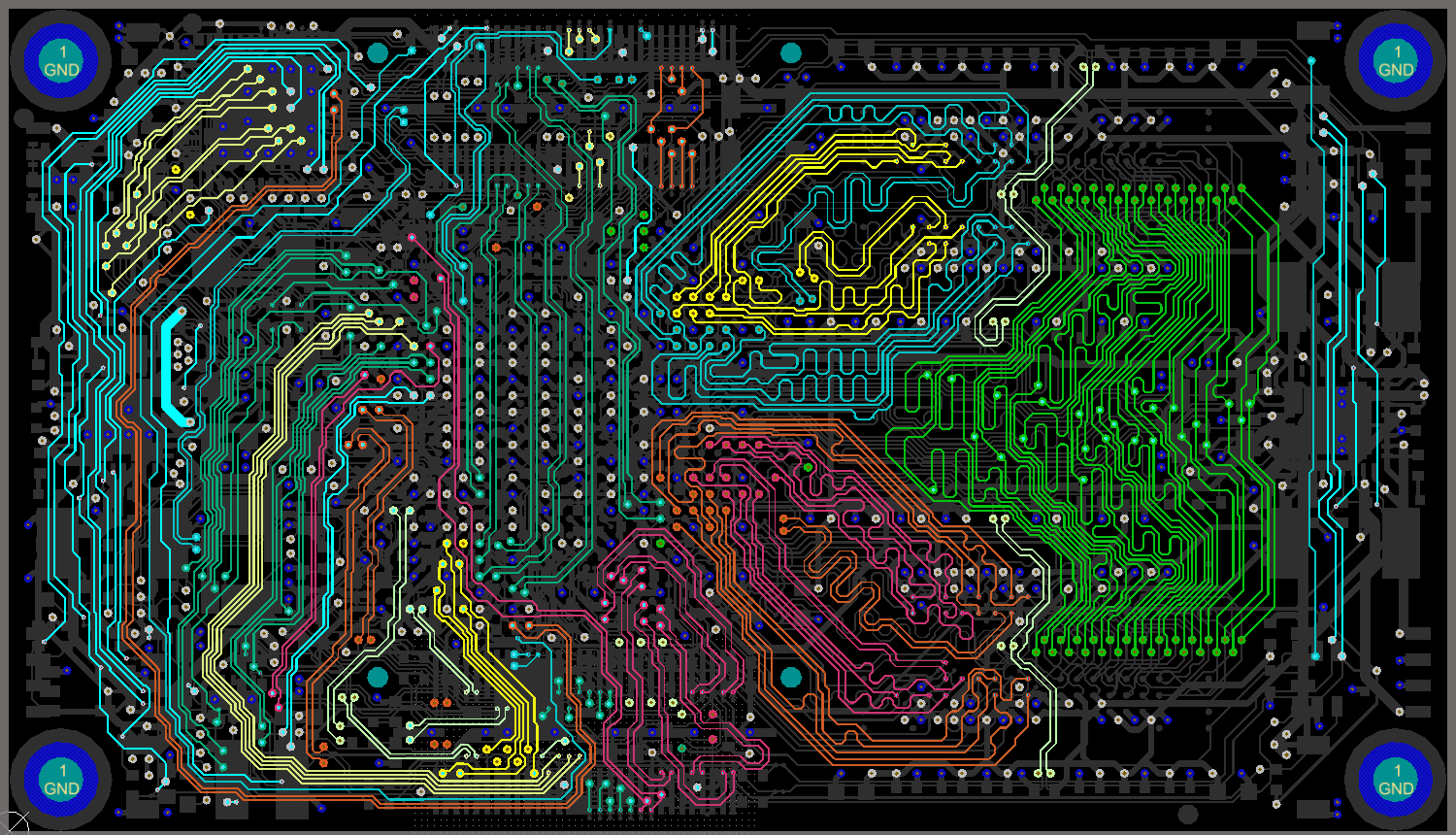 All About Printed Circuit Board Design Diagram And Assembly Designer